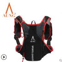 户外新品迷彩越野包男女跑步大容量2L水袋户外骑行跑步背包大容量