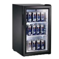 商用饮料冷藏展示柜 超市冷藏食品留样柜立式玻璃冷柜