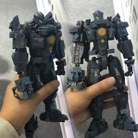 机甲积木拼装机器人模型男孩玩具复流浪者