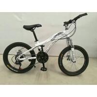 男女学生自行车21速20寸双碟山地车 20寸