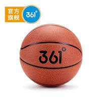 【9月22-25日满200减120】361度儿童篮球2018年夏季新款K11821501棕色