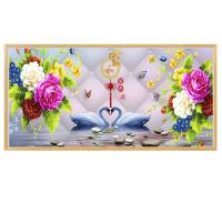 十字绣线绣家和万事兴棉线丝线印花现代满绣客厅卧室结婚