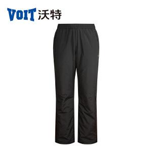 沃特梭织棉裤运动裤男秋冬季防风保暖轻便透气长裤加厚外穿