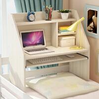 床上书桌电脑桌大学生宿舍上铺下铺懒人桌做桌寝室简易学习小桌子