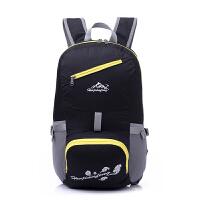 大容量双肩包 防水登山徒步旅行背包 折叠包 户外骑行包