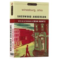 小城畸人 英文原版短篇小说 Winesburg, Ohio Sherwood Anderson Signet Clas