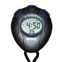 定尔志/ULTRAK 电子秒表 大字体单排显示 计时器 运动跑表DT1