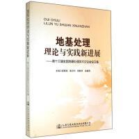 地基处理理论与实践新进展:全国第十三届地基处理大会论文集 人民交通出版社