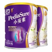 雅培 (Abbott) 【旗舰店】小安素全营养配方幼儿奶粉儿童奶粉(适合1-10岁偏食宝宝) 900g*2罐(新包装1