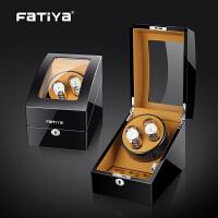 机械表旋转表盒 法缇雅手表自动摇表器机械表上链盒进口机芯晃表器旋转摆表器表盒