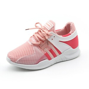 O'SHELL欧希尔新品115-Q-7203休闲平底女士网面鞋