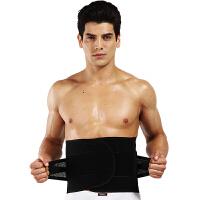 运动护腰带 收腹带男腰间盘突出健身腰带深蹲负重支撑束腰带运动护具