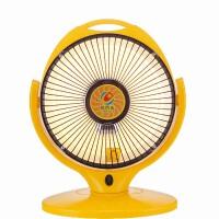 中号小太阳电暖器取暖器电热扇暖风机