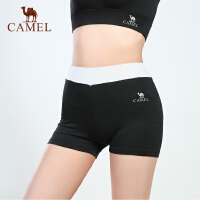 camel春夏新款瑜伽服女短袖健身服瑜珈运动跳操跑步瑜伽服套装