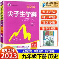 尖子生学案九年级下册历史 人教版