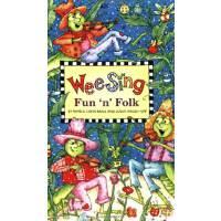 Wee Sing Fun 'n' Folk 欧美经典儿歌:音乐童话(附CD)9780843120981