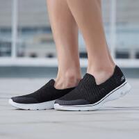 Skechers斯凯奇男健步鞋2018新款GO WALK 4网眼透气运动鞋54158