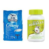 【 网易考拉】Devondale 德运 高钙全脂成人牛奶粉 1000克/袋Milk Bobbles儿童学生牛奶水果咀嚼