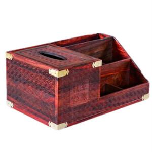 笔筒摇控盒文件柜抽纸盒 30 19 13.5