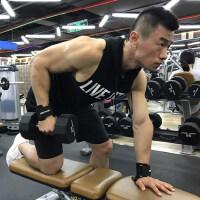 护腕助力带防滑握力引体向上硬拉借力健身手套 男运动哑铃训练举重