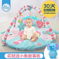 【限时2件5折】活石 婴儿玩具健身架脚踩钢琴音乐宝宝玩具0-1床铃 摇铃 新生儿 婴幼儿玩具