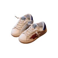 �和��\�有��底板鞋�W生百搭男童小白鞋女童鞋