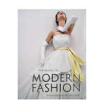 【预订】包邮The History of Modern Fashion现代时尚史 服装设计