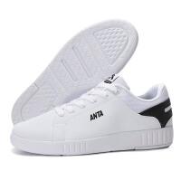 安踏2018春夏新款男鞋生活系列板鞋运动鞋11728016-2