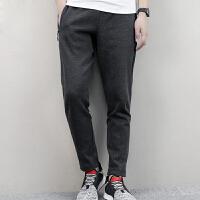 Adidas阿迪达斯 男子 运动长裤 针织毛圈休闲长裤 BQ0704