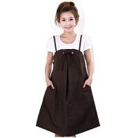 慈颜韩版孕妇装 假两件夏装孕妇连衣裙孕妇裙YIFEI12001