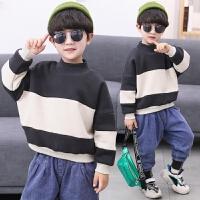 童装男童秋装卫衣儿童中大童小童加绒加厚冬装