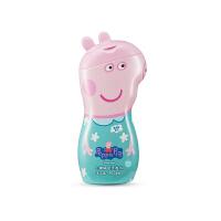 【春节可发】小猪佩奇 Peppa Pig儿童幼儿宝宝洗护用品洗头洗发水护发素二合一 金盏花味 350ml*1