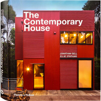 【英文版】THE CONTEMPORARY HOUSE各地具有代表意义的别墅 建筑室内设计书籍