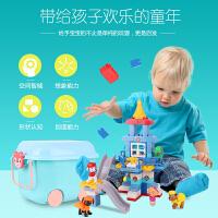 兼容乐高积木男孩子拼装大颗粒女孩益智力启蒙儿童玩具1-2周岁3-6
