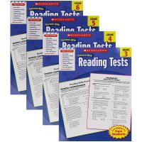 学乐成功系列 学乐英语阅读测试小学三至六年级 英文原版 Scholastic Success With Reading