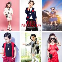 儿童摄影服装宝宝照相摄影服装影楼艺术造型拍照服饰影楼服装新款