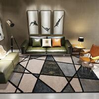 地毯客厅茶几毯简约现代长方形卧室满铺欧式商务办公室茶几垫北欧