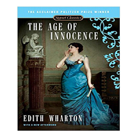 THE AGE OF INNOCENCE EDITH WHARTON [SIGNET CLASS]( 货号:0451530888186)