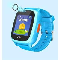 儿童电话手表触摸手机gps定位小孩手环学生wifi防水女孩