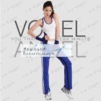 健身服 瑜伽服跳操运动 女套装