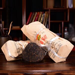 【3个一条一起拍】2005年普洱茶 下关茶厂 蘑菇沱 生茶  250克/个