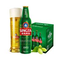 青岛啤酒经典铝瓶(1903)10度473ml*12瓶整箱装