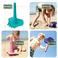 儿童沙滩玩具套装铲子和桶沙耙沙池组小孩玩沙工具户外