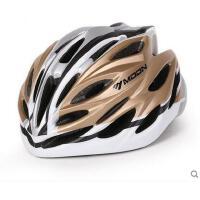 坚固加厚耐磨山地车头盔骑行装备头盔一体成型男女自行车头盔