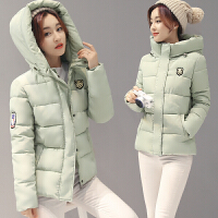 冬季短款棉衣女宽松学生外套韩版面包服轻薄小棉袄潮初中生