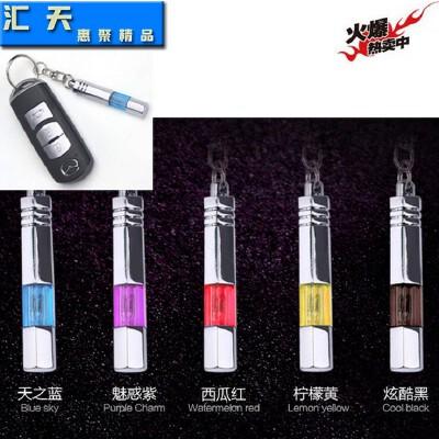 汽车静电钥匙扣 5种颜色防静电钥匙扣 高档静电钥匙棒【包邮--新品上架】