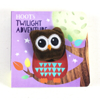 中图:Hoot''sTwilightAdventurePuppetBook