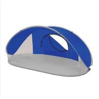 全自动沙滩户外帐篷3-4人速开快开简易遮阳防晒钓鱼公园休闲帐篷观鸟帐篷