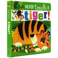 【首页抢券300-100】Make Believe Ideas Never Touch a Tiger 不要摸老虎 触摸