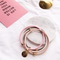 香氛驱蚊时尚女士手环防蚊手链 2018新品 粉红色 粉色手环